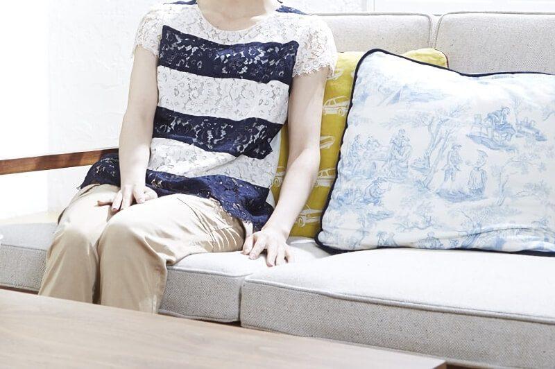 ソファの利用方法