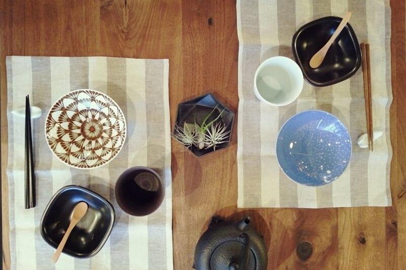 ダイニングテーブルのサイズ