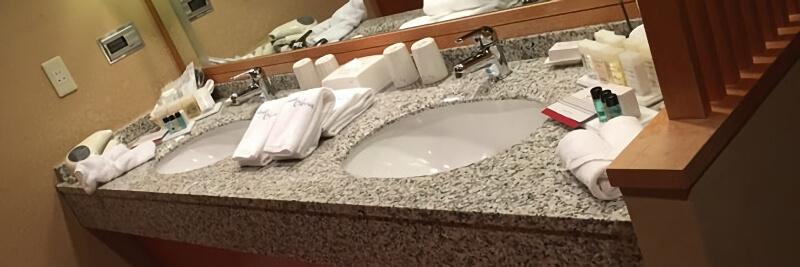 ホテルのアメニティグッズ