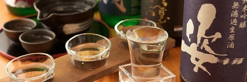 色々な日本酒の楽しみ方