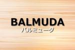 バルミューダのイメージ