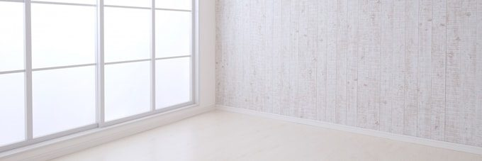 壁と窓と床