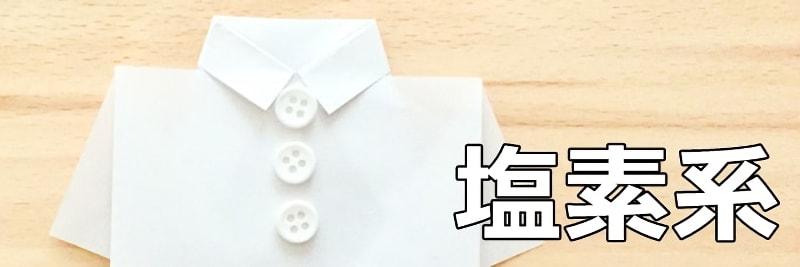 白いシャツイメージ